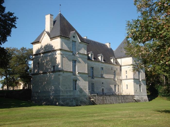 Journées du patrimoine 2020 - Visite guidée du château de Nuits