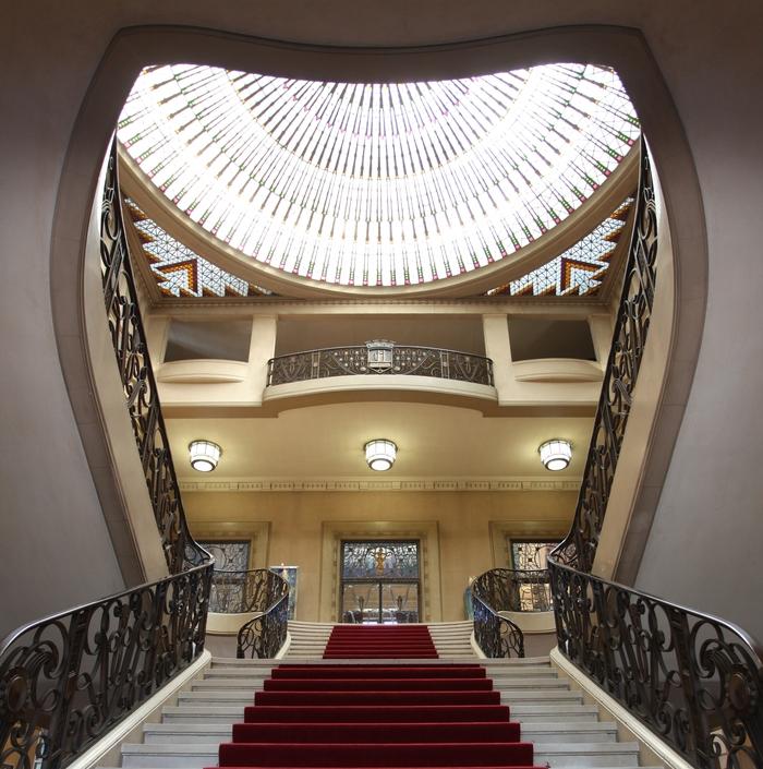 Journées du patrimoine 2019 - Visites libres. Hôtel de ville de Vincennes
