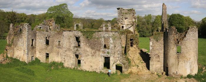 Journées du patrimoine 2020 - Visite commentée du château de Coetcandec