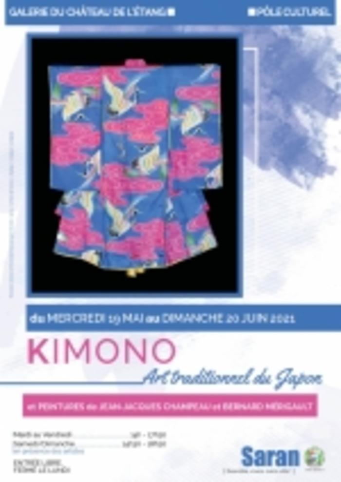 Exposition sur l'art du kimono