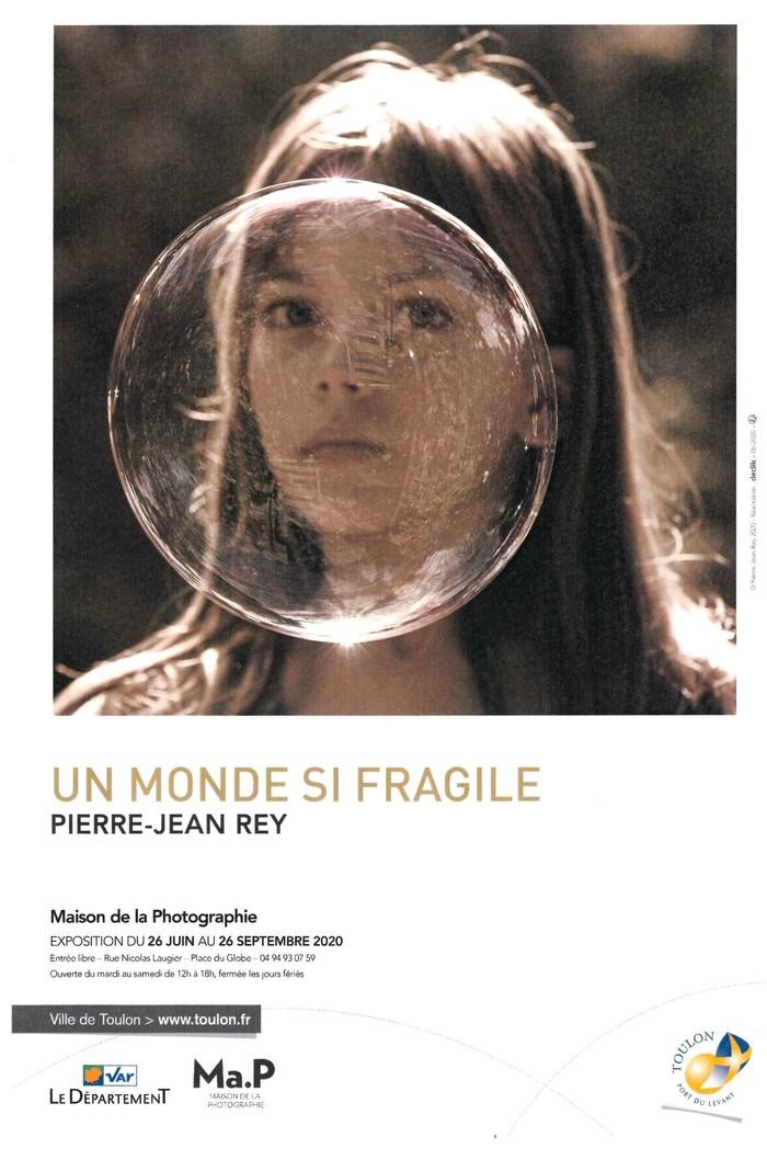 Journées du patrimoine 2020 - Pierre-Jean Rey - Un monde si fragile