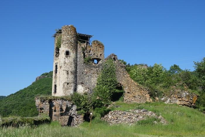 Journées du patrimoine 2020 - Visite guidée du château d'Aurouze