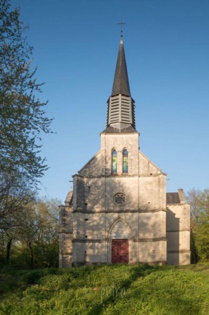 Journées du patrimoine 2019 - Visite de la chapelle d'Avigny