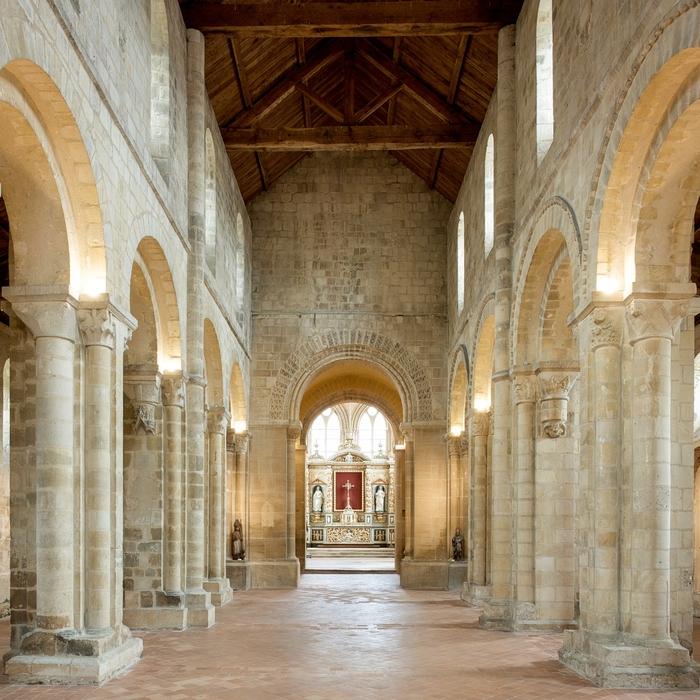 Journées du patrimoine 2020 - Visite guidée de l'abbatiale et de son histoire