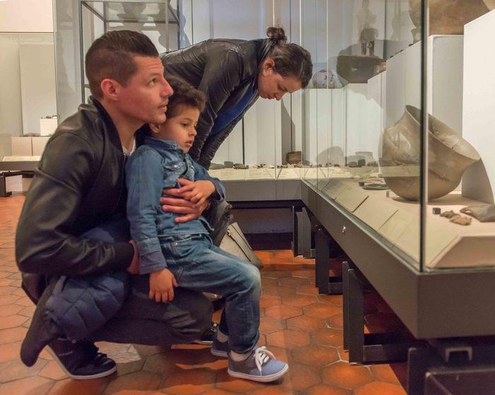 Nuit des musées 2019 -Visite libre du Musée Archéologique