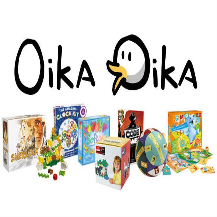 Partir en livre 2020 - Jeux Oika Oika en ligne