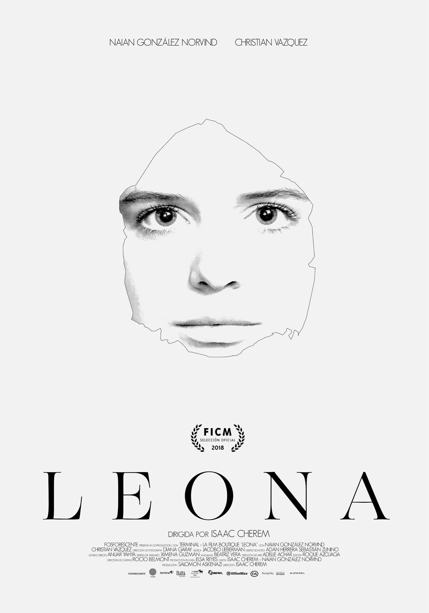 Leona - Festival Viva Mexico, rencontres cinématographiques - Le Majestic