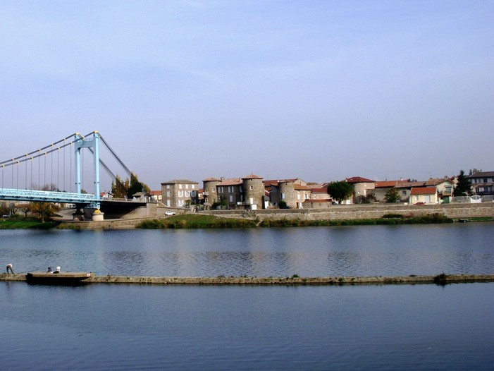 Journées du patrimoine 2020 - Visite commentée le long du Rhône