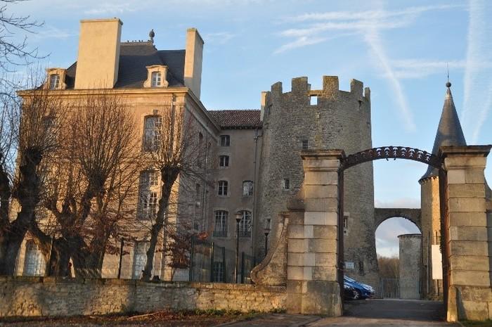 Journées du patrimoine 2020 - Visite guidée du Château d'Aulnois-sur-Seille