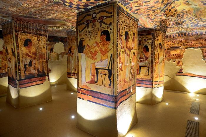 Journées du patrimoine 2020 - La Galerie Égyptienne - visites commentées