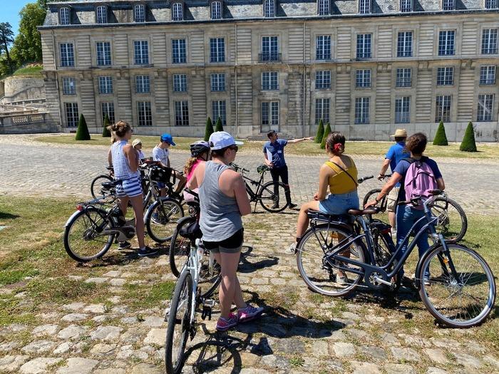 Journées du patrimoine 2020 - Visite à vélo