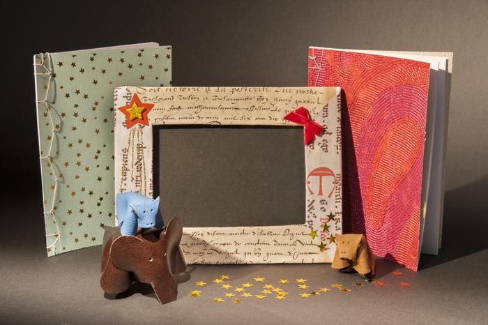 « La fabrique du Père Noël », atelier créatif JEUNE PUBLIC