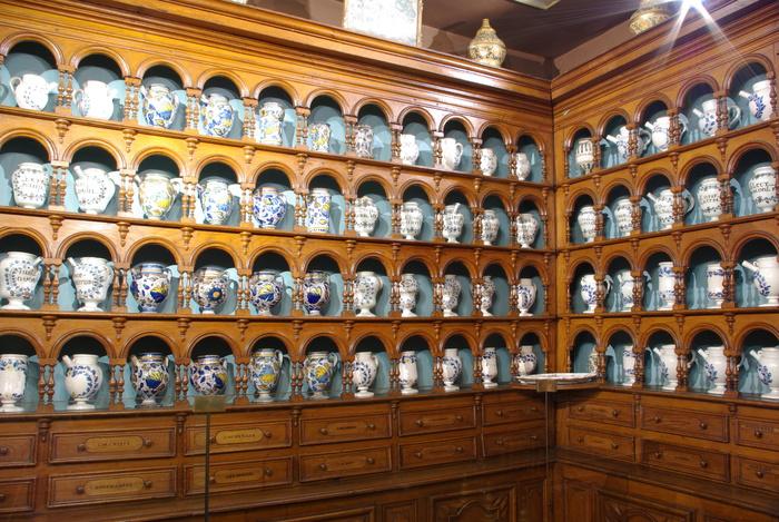 Journées du patrimoine 2019 - Visite commentée de la pharmacie à l'Hôtel-Dieu