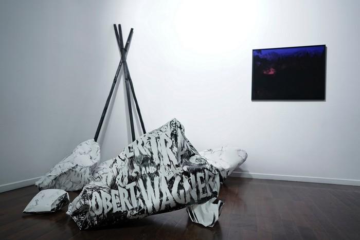 Finissage de l'exposition: David Coste: Une montagne(s). Humanités heureuses et autres paysages charmants. Chapitre 2