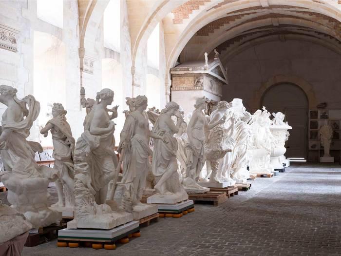 Journées du patrimoine 2020 - Ouverture de la Galerie des sculptures et des moulages