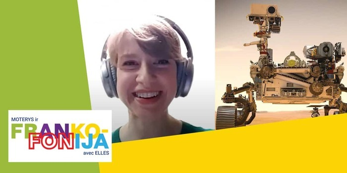 Rencontre avec la physicienne Lituanienne Simona Liukaitytė – Suszczinska