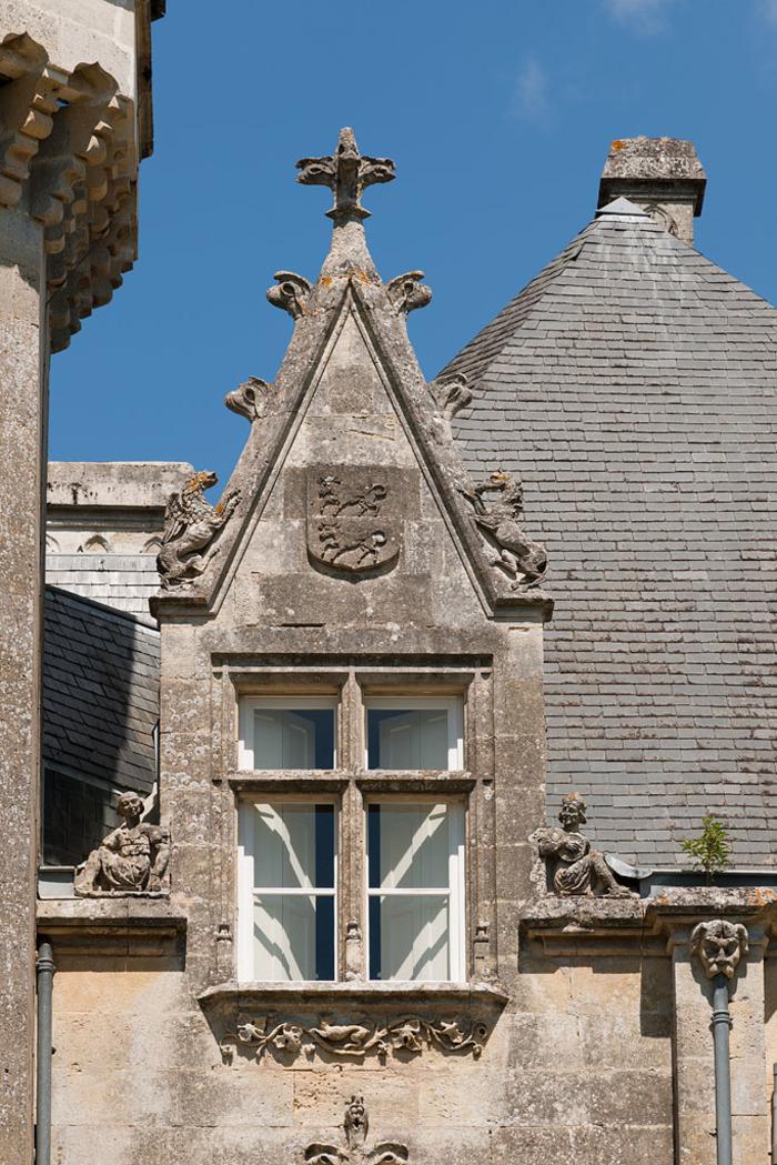 Journées du patrimoine 2020 - BLAYE (33) : Le Château Lagrange, un manifeste néogothique en Blayais