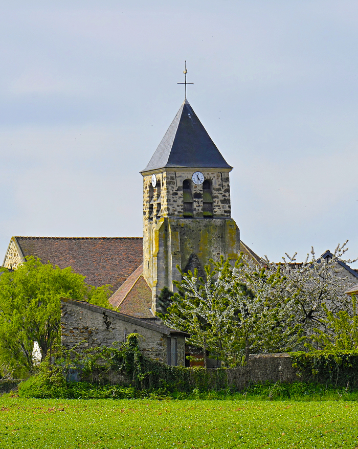 Journées du patrimoine 2019 - Visite libre de l'église Saint Germain
