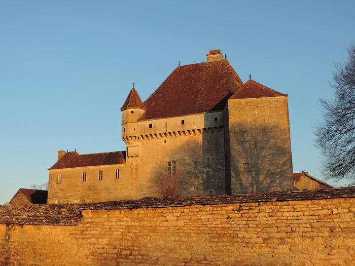 Journées du patrimoine 2020 - Visite ludique d'un Château Médiéval