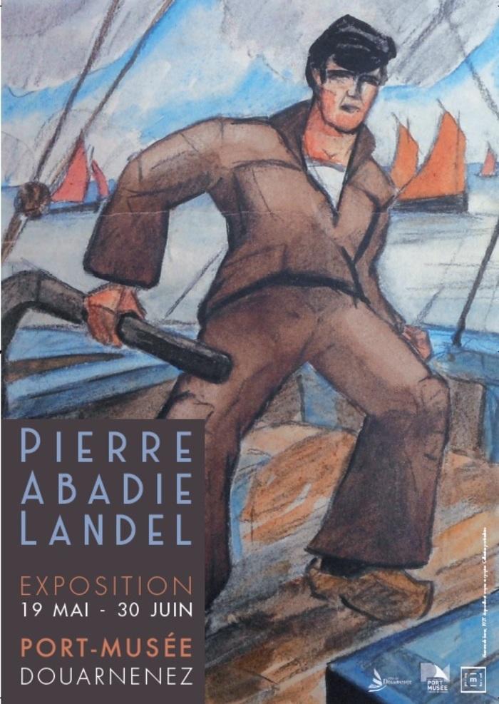 Nuit des musées 2019 -Inauguration de l'exposition consacrée au peintre Abadie Landel