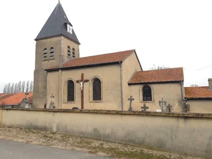 Journées du patrimoine 2020 - Visite de l'église de Riche