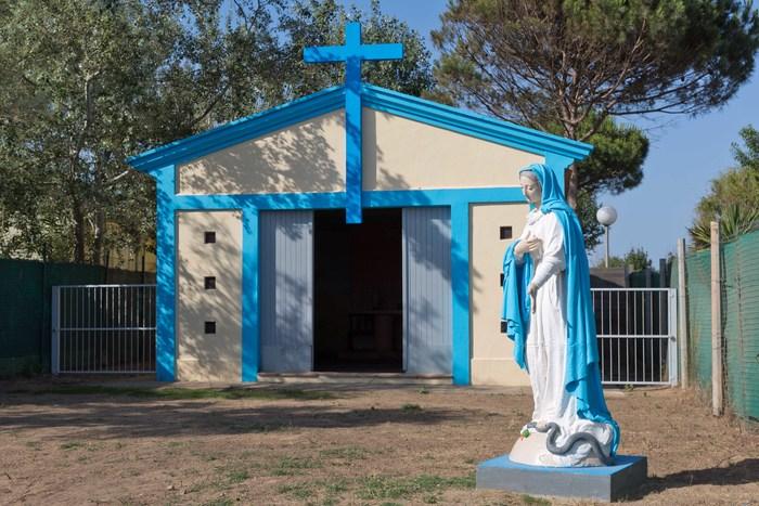 Journées du patrimoine 2019 - La chapelle à bicyclette