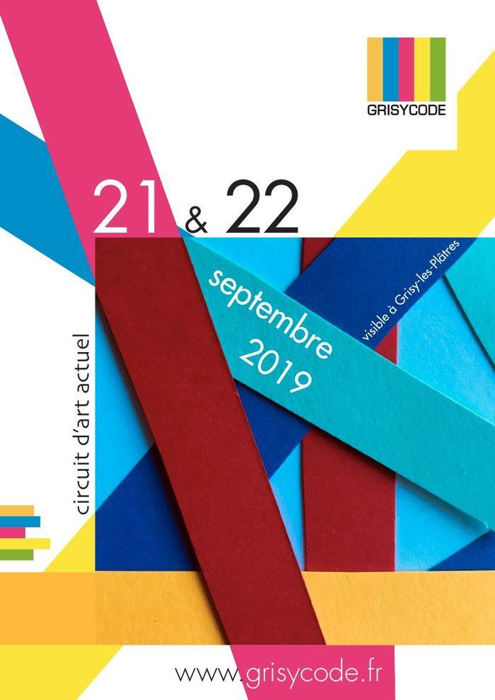 Journées du patrimoine 2019 - Grisycode, parcours d'art actuel dans le Véxin