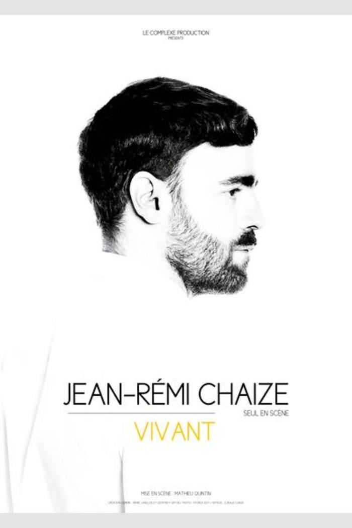 Jean-Rémi Chaize – 18 mars 2021 – La Nouvelle Comédie Gallien