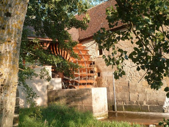 Journées du patrimoine 2020 - Visitez le moulin