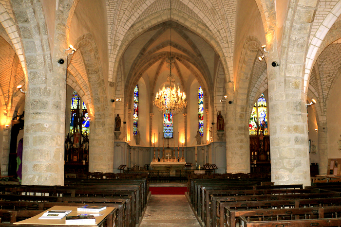 Journées du patrimoine 2019 - Visite libre de l'église Saint-Férréol de Marcilly sur Seine
