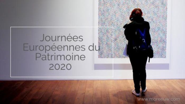 Journées du patrimoine 2020 - Visite de la bibliothèque universitaire Paris 8