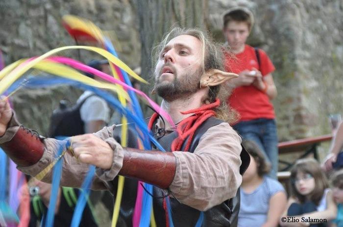 Journées du patrimoine 2020 - Jongleurs et musiciens au château de Grand Geroldseck