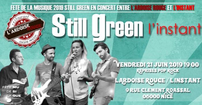 Fête de la musique 2019 - Still Green