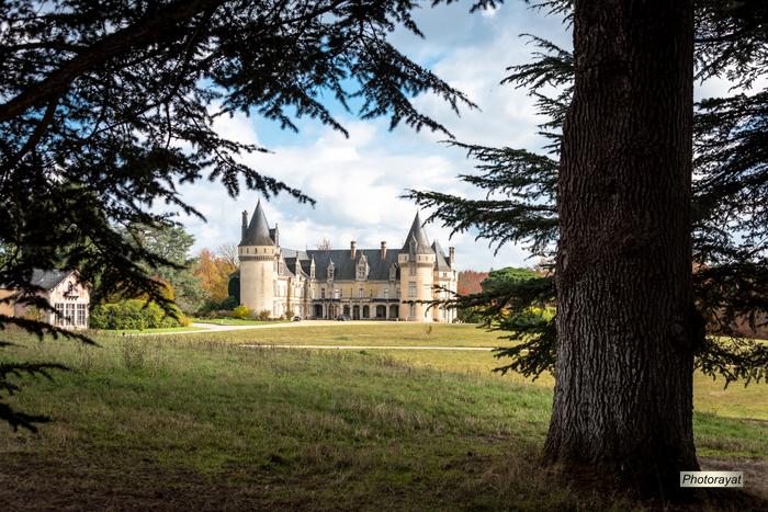 Journées du patrimoine 2020 - Découverte du parc du château