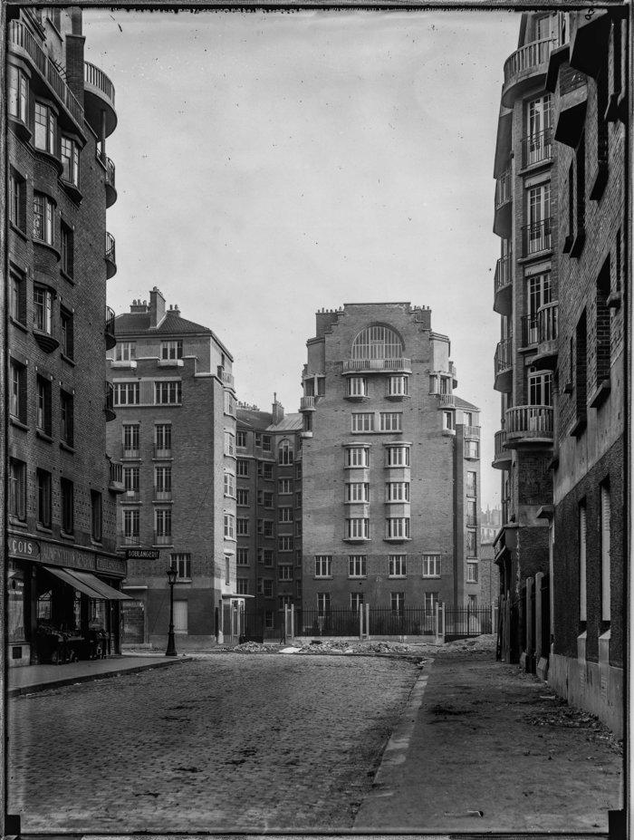 Journées du patrimoine 2019 - Visite des quartiers Blémont et Porte Montmartre (Patrimoine social urbain)