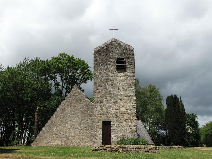 Journées du patrimoine 2020 - Visite libre de la chapelle Notre-Dame de la Route