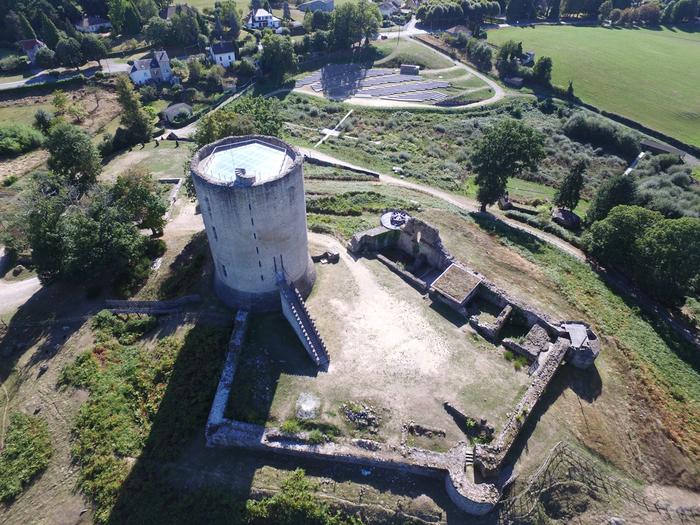 Journées du patrimoine 2019 - Découverte du donjon médiéval et de l'enceinte