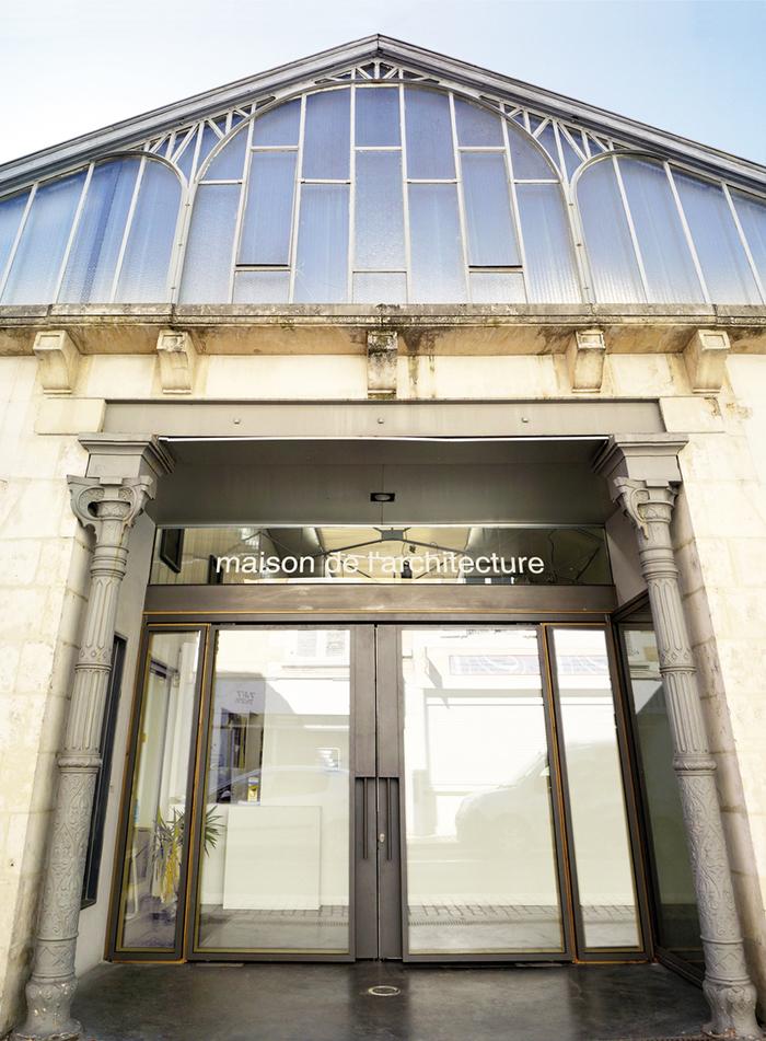 Journées du patrimoine 2020 - Portes ouvertes à la Maison de l'Architecture !