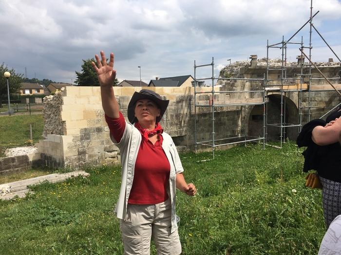 Journées du patrimoine 2020 - Visite théâtralisée « A La Porte »