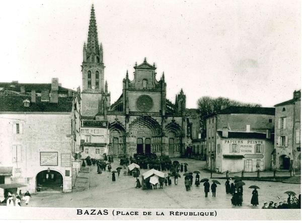 Nuit des musées 2019 -Bazas, trésors d'archives