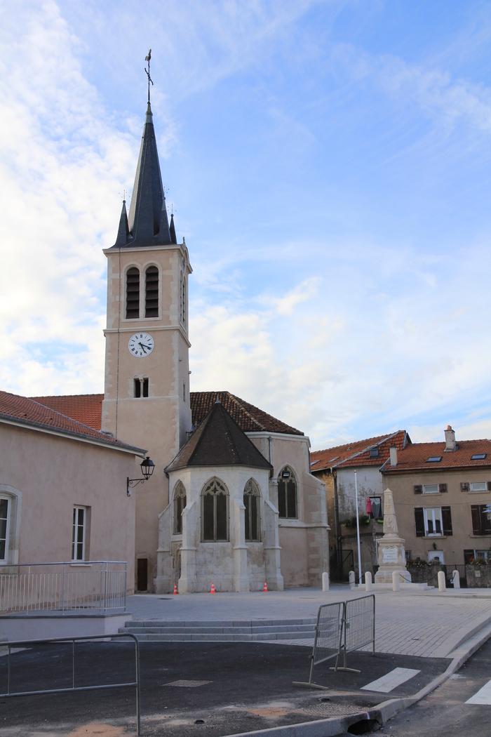 Journées du patrimoine 2019 - Découverte de l'église Saint-Léger