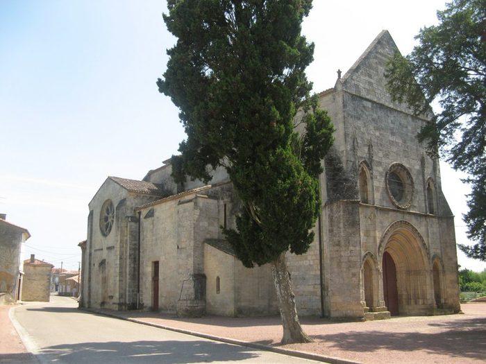 Journées du patrimoine 2019 - Découverte d'une belle église du XIIe siècle
