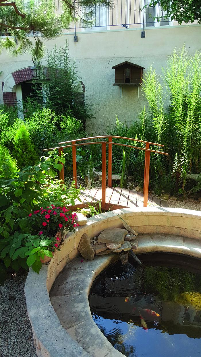 Journées du patrimoine 2019 - Les habitants ouvrent leurs cours et leurs jardins !