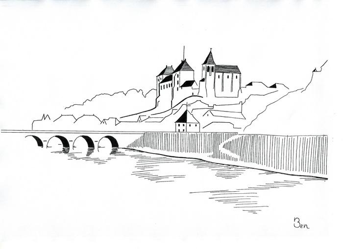 Journées du patrimoine 2019 - Dessine-moi un château fort