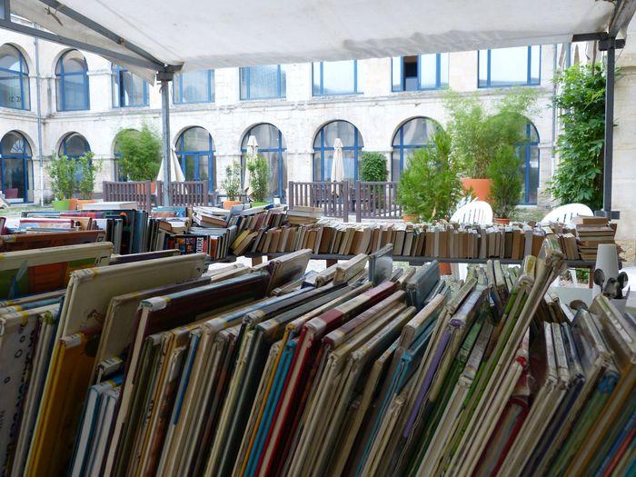 Journées du patrimoine 2020 - Vente de livres