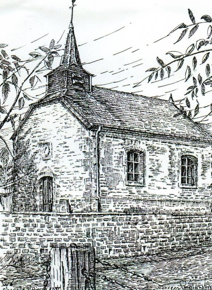 Journées du patrimoine 2020 - Découverte de la chapelle Saint-Pierre