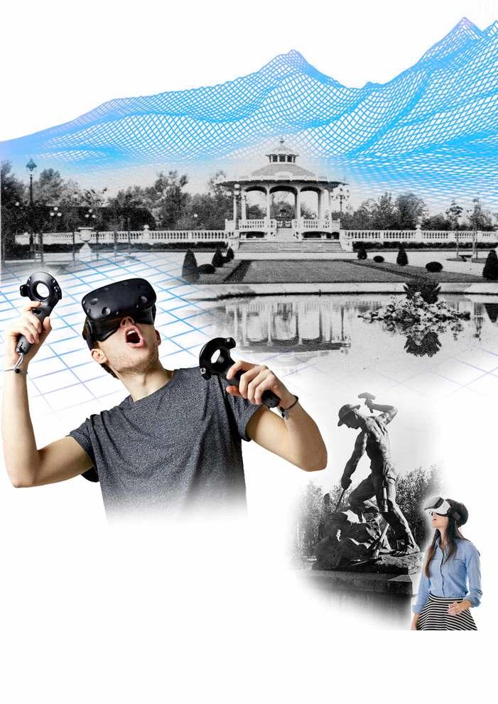 Journées du patrimoine 2019 - La réalité virtuelle et augmentée au service du Patrimoine