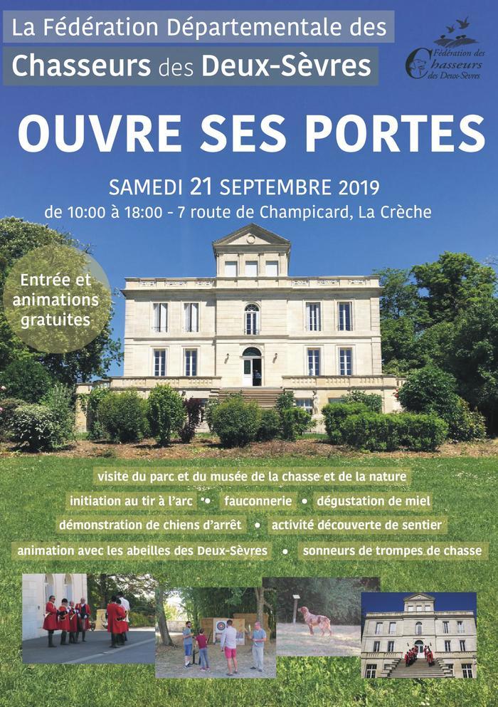 Journées du patrimoine 2019 - Le château de la Voûte ouvre ses portes pour les Journées Européennes du Patrimoine