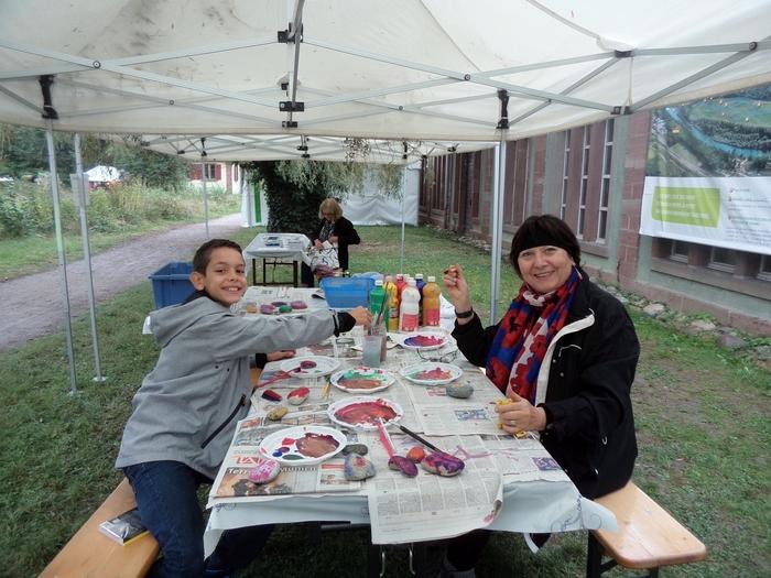 Journées du patrimoine 2019 - Atelier bricolage nature