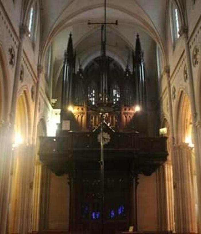 Journées du patrimoine 2019 - Visite guidée de l'orgue de tribune Cavaillé-Coll de l'église de l'Immaculée-Conception d'Elbeuf